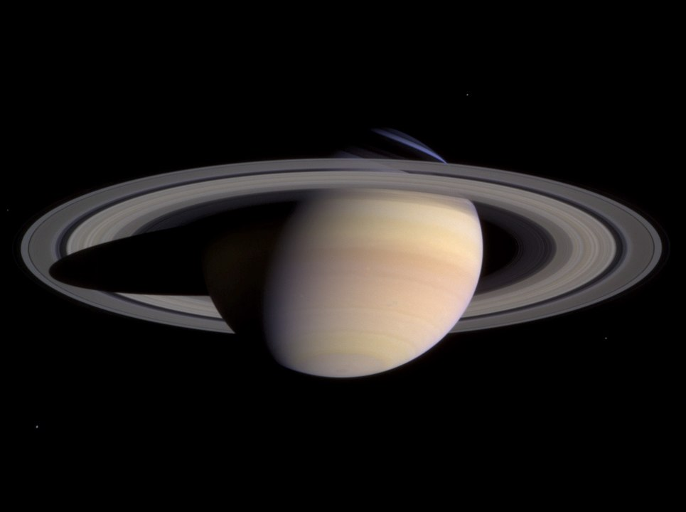 Saturn in hindi
