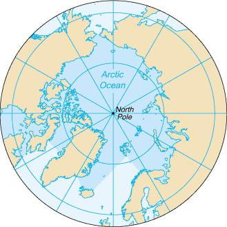 दुनिया का सबसे छोटा महासागर कौन सा है