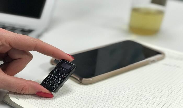 दुनिया का सबसे छोटा फोन कौन सा है